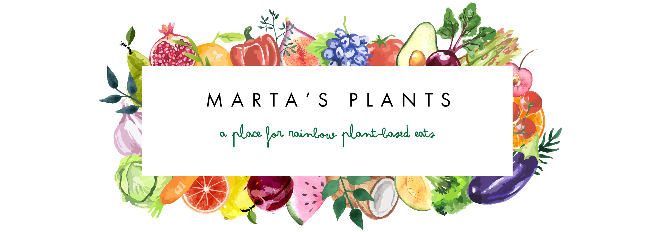 Marta's Plants