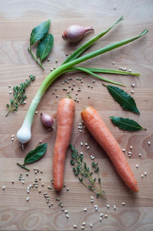 Marta's Plants - Lentil & barley loaf with basil mayo {vegan}