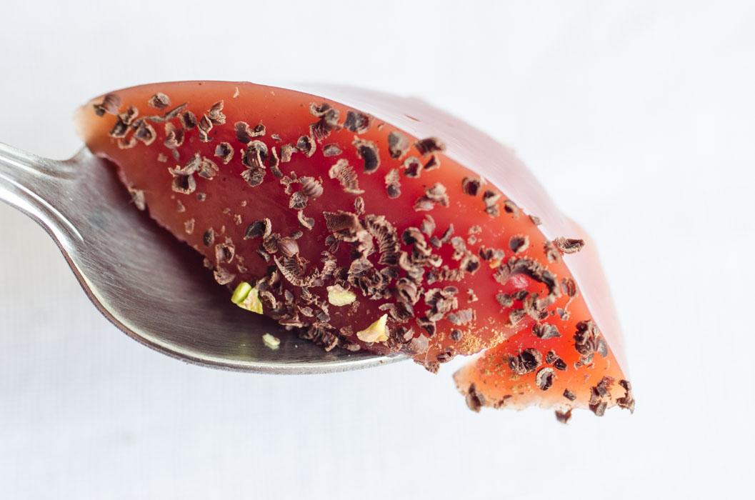 Marta's Plants - Sicilian watermelon pudding (Gelo di melone) {vegan + gluten free}