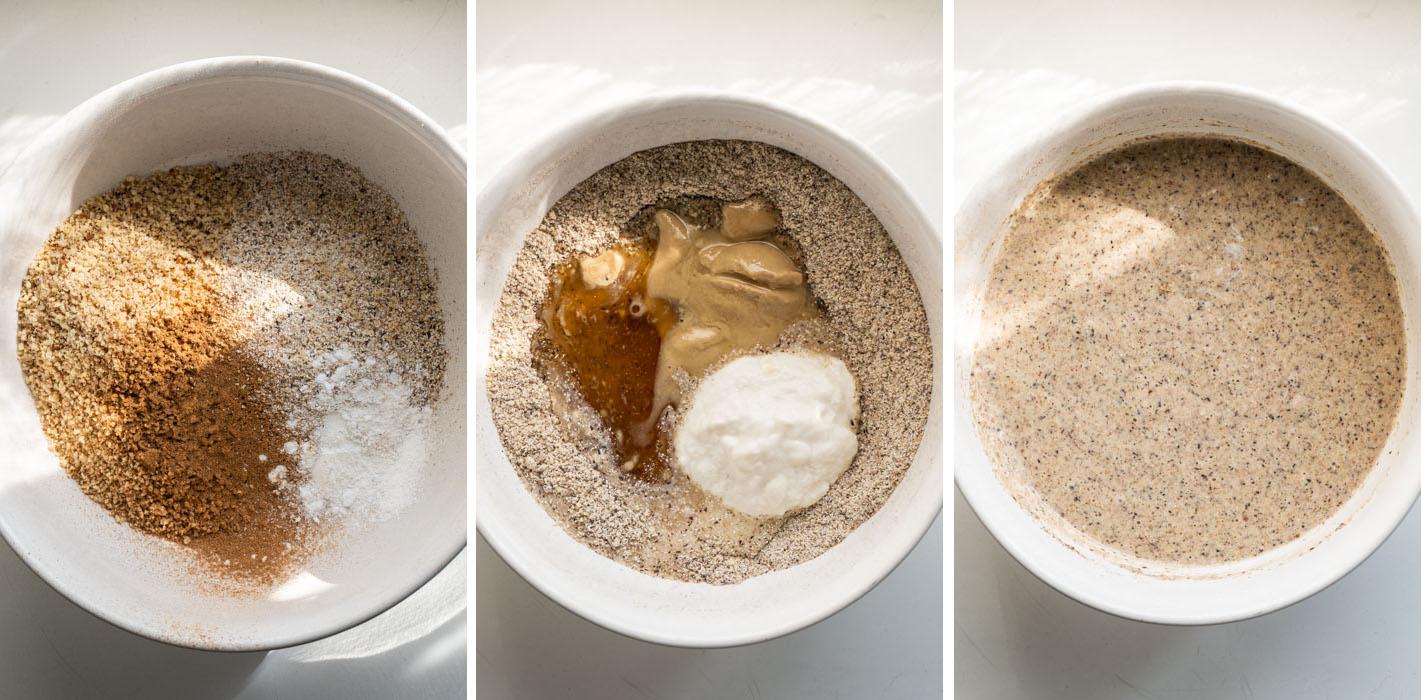 Buckwheat & hazelnut cake {vegan + gluten free} - Marta's Plants