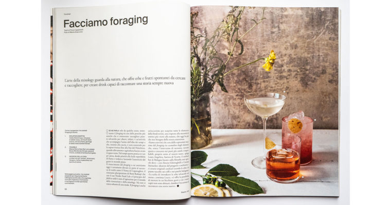 ESQUIRE Italia Sept 2019 – Food photography